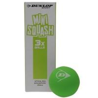 Dunlop Sport Dunlop Competition Mini Squash Ball Photo