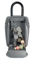 Master Lock Saw Resistant Combination Portable Mini Key Safe Photo