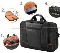 "Everki Flight 16"" Laptop Briefcase Bag Photo"
