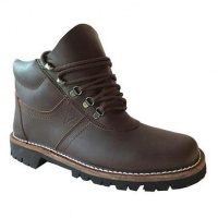 John Buck Men's Boots - Dark Brown Photo