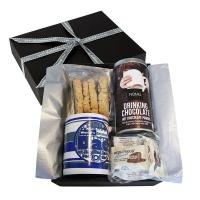 Hot Chocolate & Biscotti Gift Box Photo