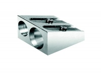 Lyra Two-Hole Metal Sharpeners - Box of 12 Photo