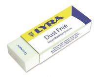Lyra Dust Free Large Vinyl Erasers - Box of 20 Photo