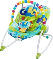 Bright Starts - Infant To Toddler Rocker - Merry Sunshine Photo