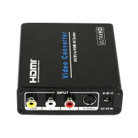 HDCVT 4K AV/SV to HDMI Converter Photo
