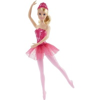 Barbie Ballerina Pink Doll Photo