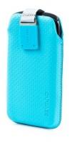 Capdase Smart Pocket Dot S - Blue & Grey Photo