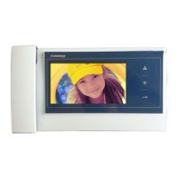 Commax CDV-70K 7 Touch Button MONITOR Only Photo
