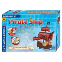 Little Labs - Pirate Ship Photo