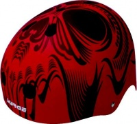 Surge Rival Helmet - Red - Large Photo