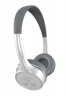 Zagg iFrogz Toxix Plus Headphones with Mic - White Photo