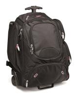 Elleven Tech Trolley Backpack - Black Photo