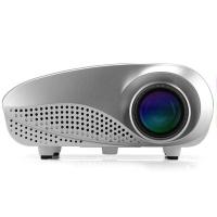 1080p Mini Projector Multimedia LED Projector Photo