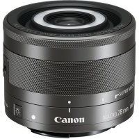 Canon EF-M 28mm f 3.5 IS STM Macro Lens Photo