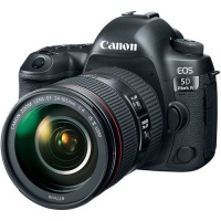 Canon 5D Mark 4 DSLR with 24-105mm f/4L 2 Lens Photo