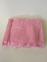 Atlantic Conversions - Safety Hair Net Mop Cap Pink Single Elastic - 100 Photo