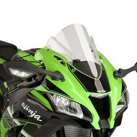 Puig Airflow Screen for Kawasaki ZX10R - Clear Photo
