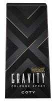 Coty Gravity Dark - 100ml Cologne Photo