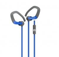 Body Glove Extreme Earclip Headphones - Blue Photo