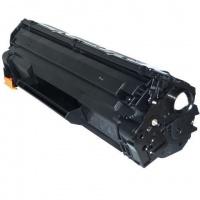 Canon HP Compatible 85A Laser Toner Cartridge - Black Photo