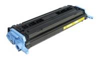 HP Compatible Q6002A/124A Laser Toner Cartridge - Yellow Photo