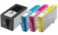 Compatible Ink HP 920XL Value Pack Combo Deal - Black & All Colours Photo