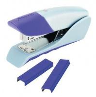Rexel: Gazelle Half Strip Stapler - Purple Photo