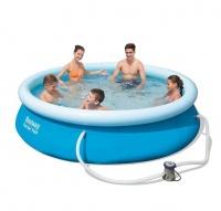 Bestway - Fast Set Pool Set - Blue Photo