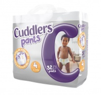 Cuddlers - Pants - Size 4 - 32s Photo
