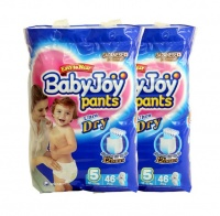 BabyJoy - Pants - Size 5 Diapers - Double Pack Photo