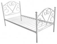 Heart Metal Bed Photo