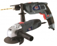 Fragram - Angle Grinder & 500W Drill Photo