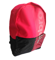 Umbro Veloce Dome Student Backpack Red/Black Photo