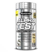 Muscletech Pro Series Alpha Test 120ct Photo