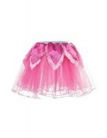 Dreamy Dress Ups Tutu Flower Tutu Hot Pink and Rose Photo