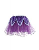 Dreamy Dress Ups Tutu Flower Tutu Purple and Lavender Photo