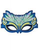 Dreamy Dress Ups Mask Peacock Photo
