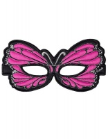 Dreamy Dress Ups Mask Pink Butterfly Photo