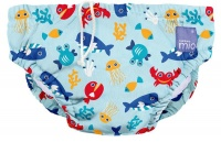 Bambino mio - Swim Nappy - Deep Blue Sea - Small Photo