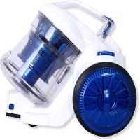 Conti - 3 Litre Cyclonic Vacuum Cleaner - White Photo