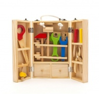 Jeronimo Wooden Tool Carry Case Photo