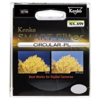 Kenko 62mm Smart Circular Polarizing Filter Photo