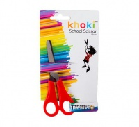Bulk Pack 12 x School Scissors Carded Photo