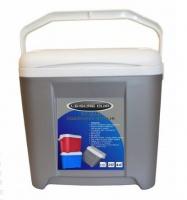 Leisure-Quip - Hard Body Cooler Box - Classic Silver - 26 Litre Photo