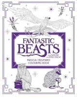 Fantastic Beasts and Where to Find Them: Magical Creatures Colouring Book Photo