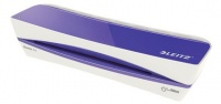 Leitz iLAM Home A4 Laminator - Purple Photo