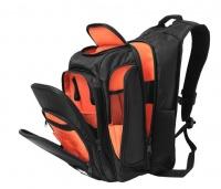 Udg Ultimate Digi-Backpack - U9101Bl - Black With Orange Inside Photo
