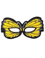 Dreamy Dress Ups Mask - Yellow Butterfly Photo