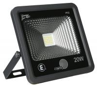 Ellies - 20W LED Flood Light - Black Photo