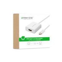 UGREEN USB-C to HDMI Adapter - White Photo